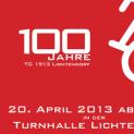Postkarte 100 Jahrfeier